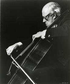 "Mstislav ""Slava"" Rostropovich-Promotional Photo"