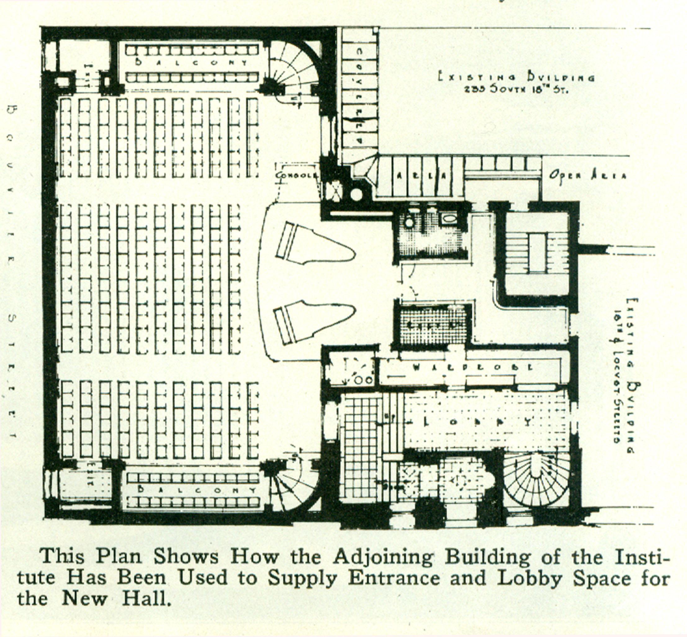 Wells Sellers plan Casimir Hall